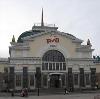 Железнодорожные вокзалы в Бохане