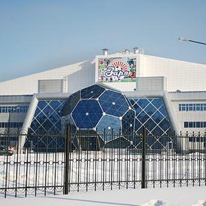 Спортивные комплексы Бохана